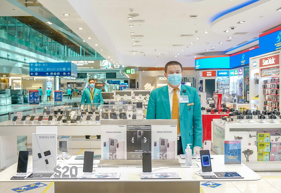 Dubai Duty Free resumes limited operations at DXB's Terminal 3