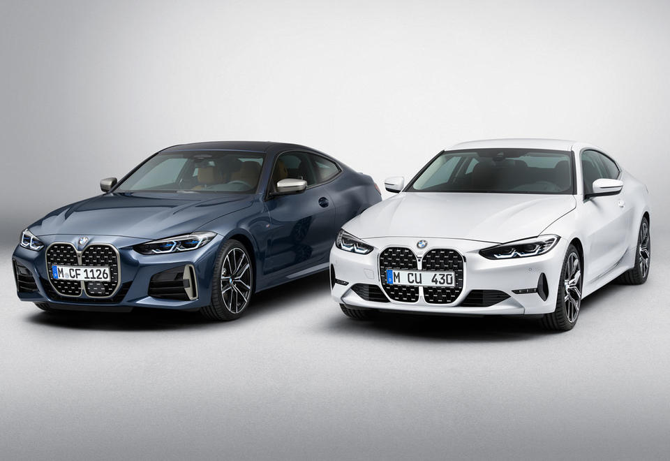 In pictures: The all-new BMW 4 Series Coupe
