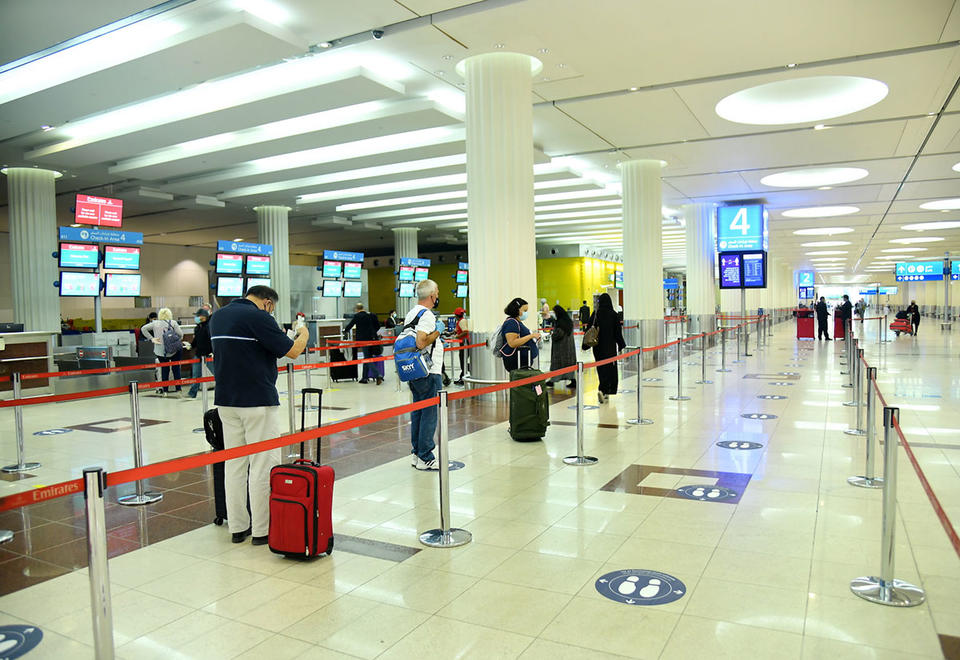UAE residency violators can leave without paying penalty: ICA