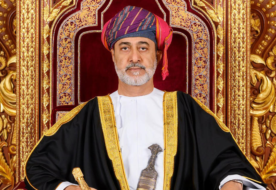 Sultan Haitham appoints head of new Oman Investment Authority