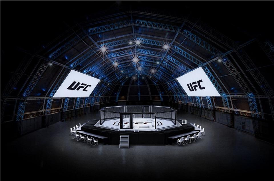 Abu Dhabi's Yas Island to host 'UFC Fight Island'