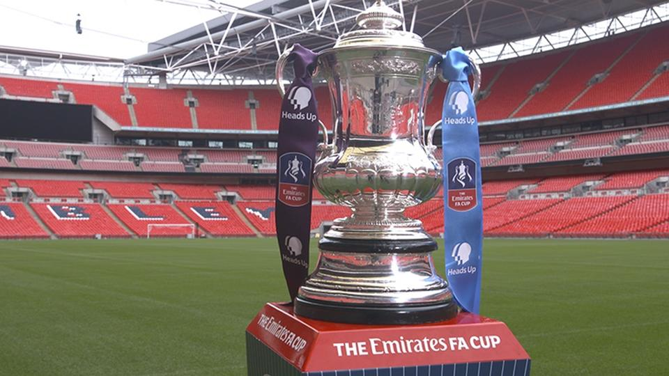 Emirates donates FA Cup title sponsor to mental health charity
