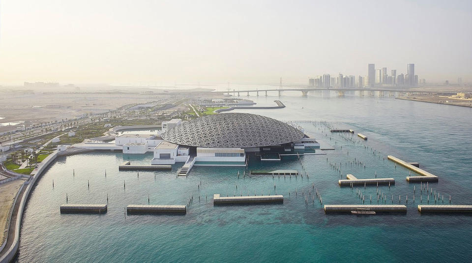 Online booking required to return to Louvre Abu Dhabi, Qasr Al Hosn