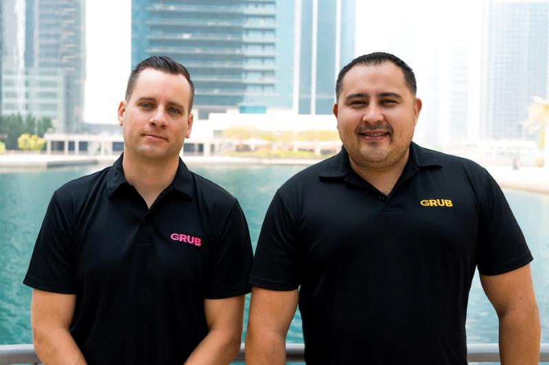 Food delivery platform Grub launches across Dubai