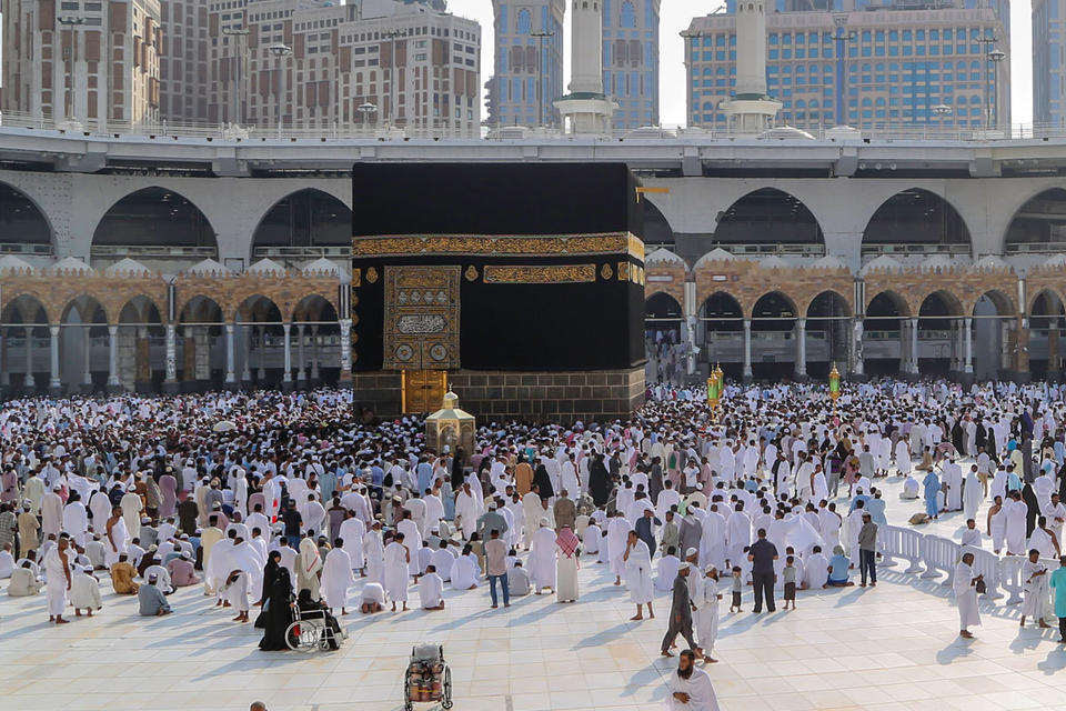 UAE confirms it will not participate in Hajj