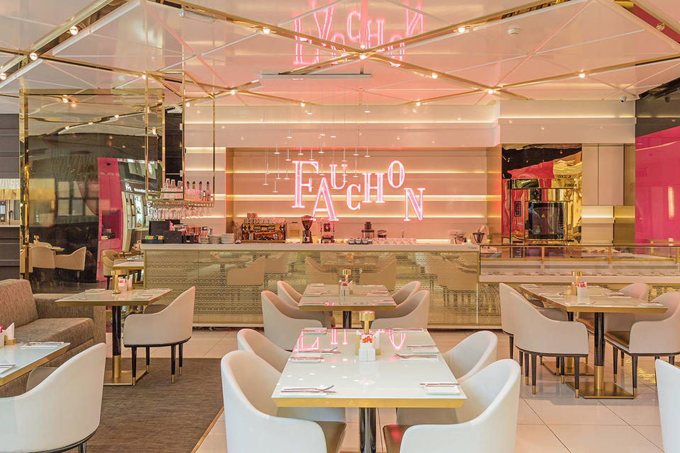 French gourmet grocer Fauchon requests administration