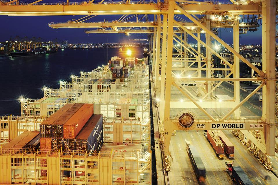 DP World reveals 56% drop in H1 profit, as Covid impacts container volumes