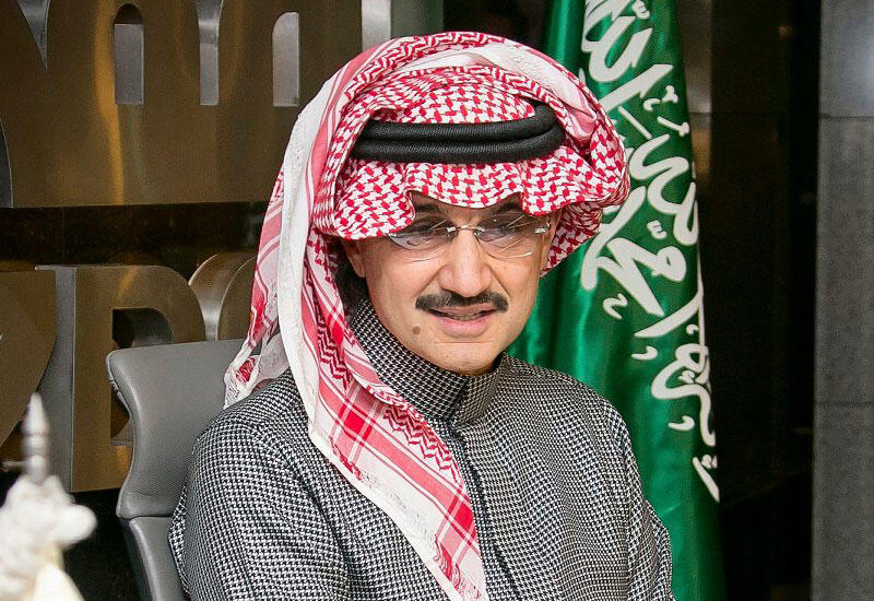 Alwaleed's Kingdom Holding eyes Europe over US for deals