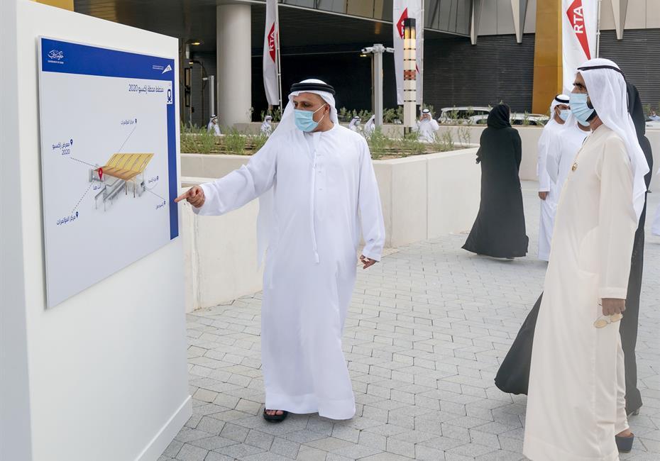 Dubai to open $3bn Expo 2020 metro extension in September