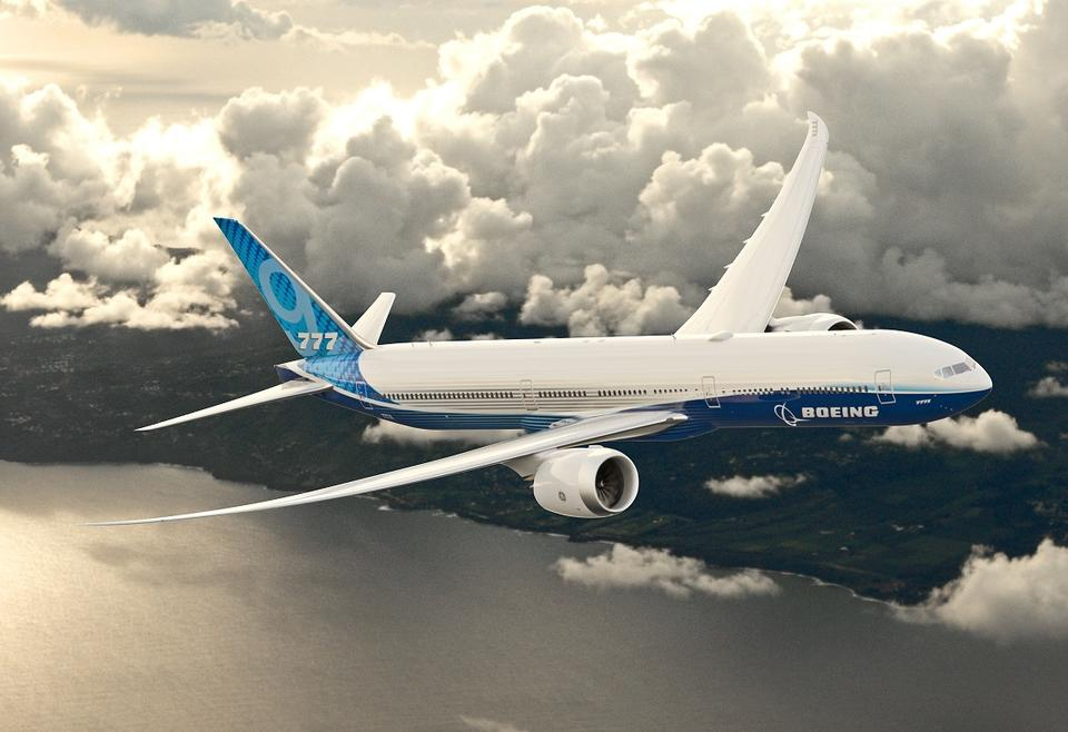 Emirates airline expects Boeing 777X to miss 2021 debut target
