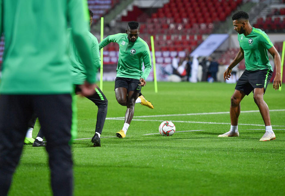 Almost 100 Saudi football players, staff test positive for Covid-19
