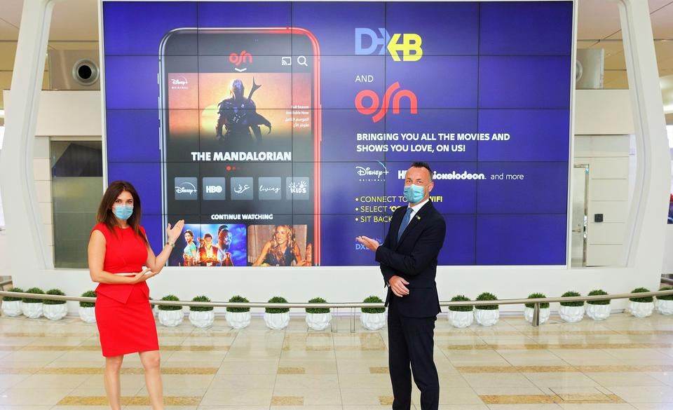 Dubai Airports to offer free OSN streaming access for travellers