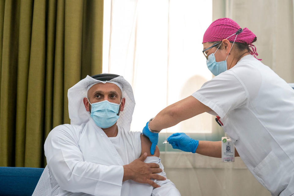 Thousands in Abu Dhabi volunteer for Covid-19 clinical trials