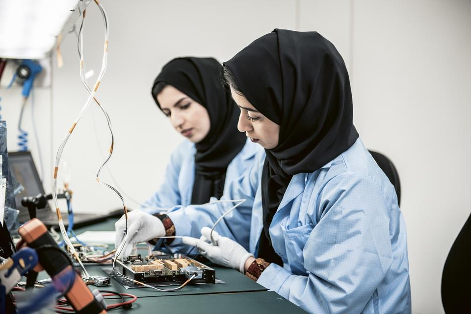 UAE's space development programme for young Arabs attracts 37,000 applications