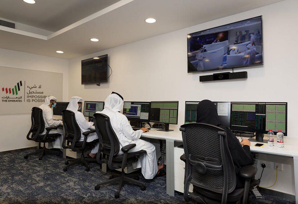 In pictures: UAE successfully launches Hope Probe Mars mission