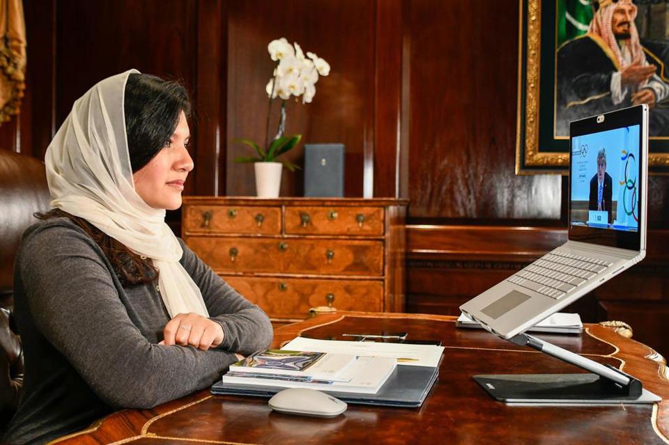 Saudi Arabia's Princess Reema bint Bandar confirmed as IOC member