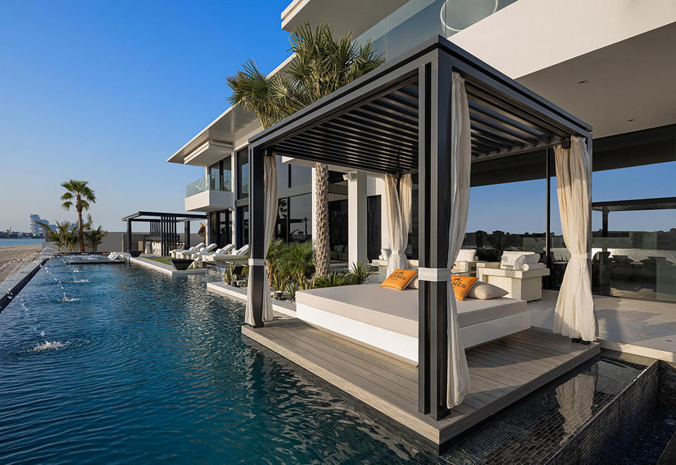 In pictures: What a AED120m villa in Dubai looks like