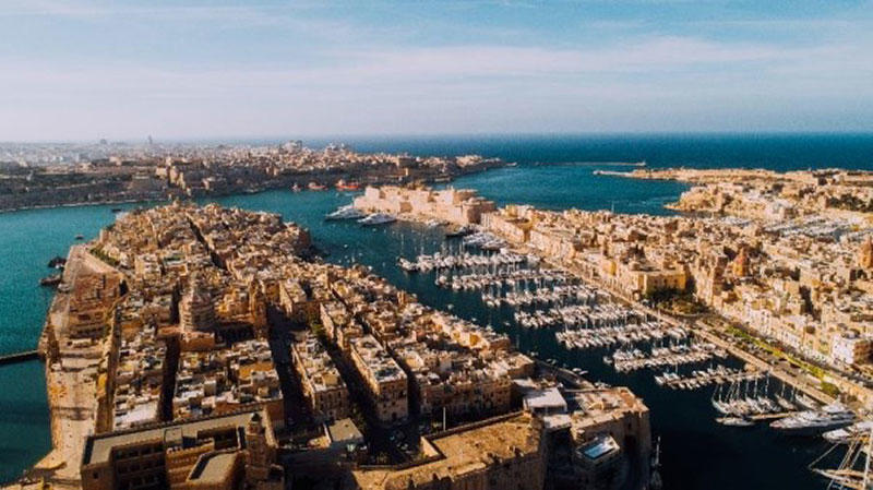 Malta opens borders to travellers from UAE