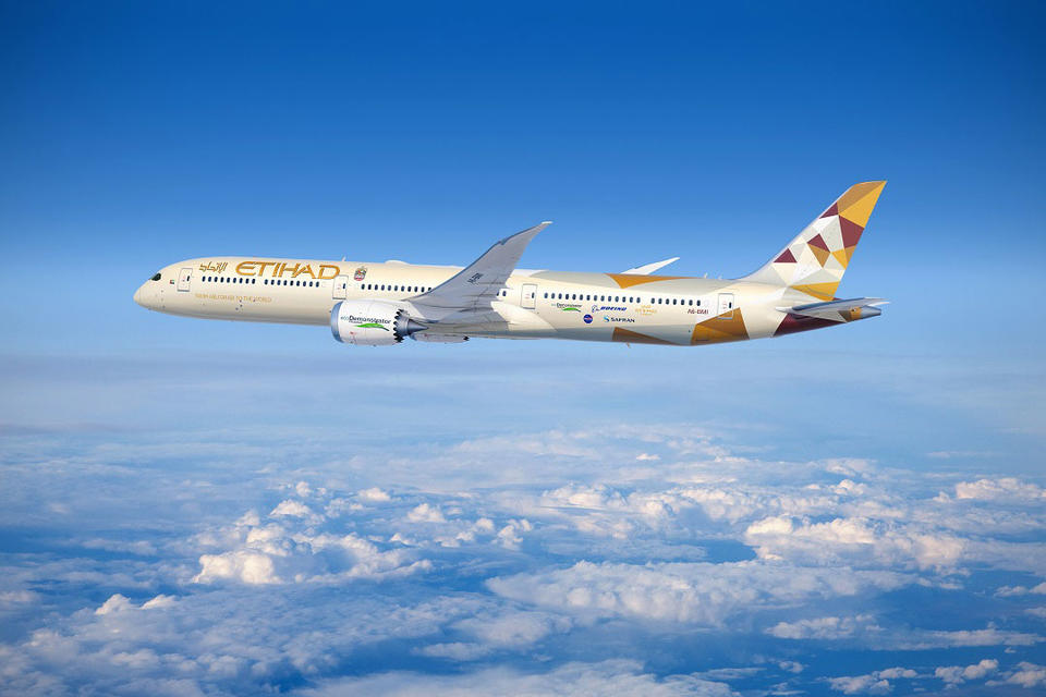 Quiet please: how Etihad Airways is playing key role in eco research