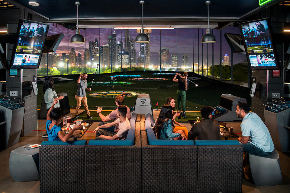 Topgolf Dubai looking to hire 200 ahead of Q4 opening