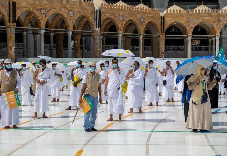 Hajj pilgrimage in the age of coronavirus is unlike any before
