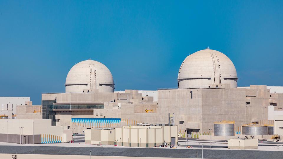 UAE starts up Barakah nuclear power plant