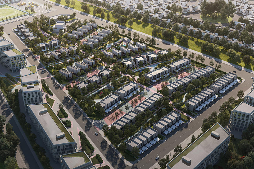 Developer Arada launches 'luxury garden community' as demand for Sharjah real estate holds firm