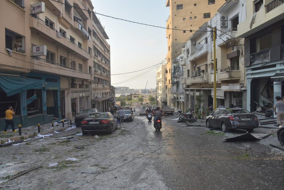 Beirut blast hospital repair costs estimated at $71.5m