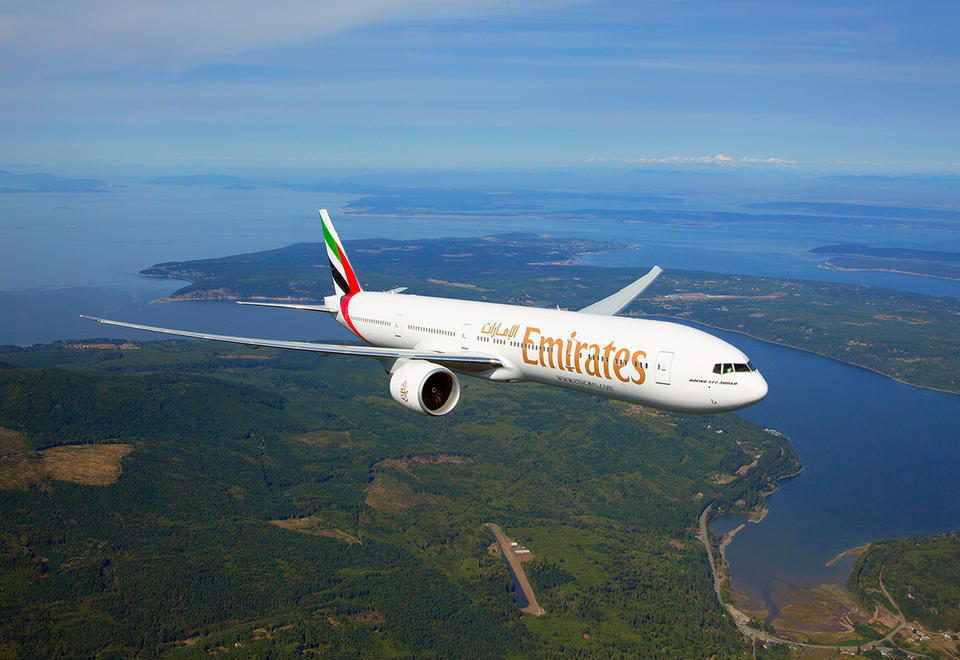 Emirates airline adds Birmingham, Cebu and Houston its network