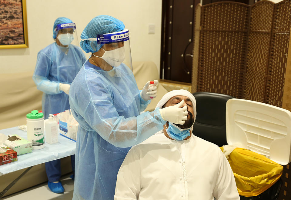 Coronavirus: Cases in the UAE surge with 435 new infections reported