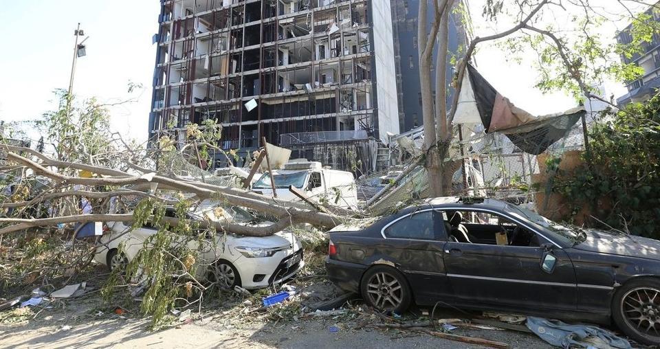 Lebanese car industry faces bleak future after port explosion