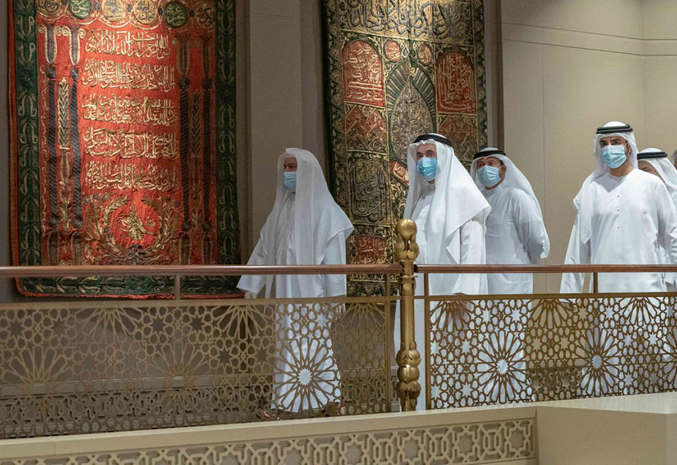 In pictures: Ruler of Sharjah visits world's biggest Quran Academy