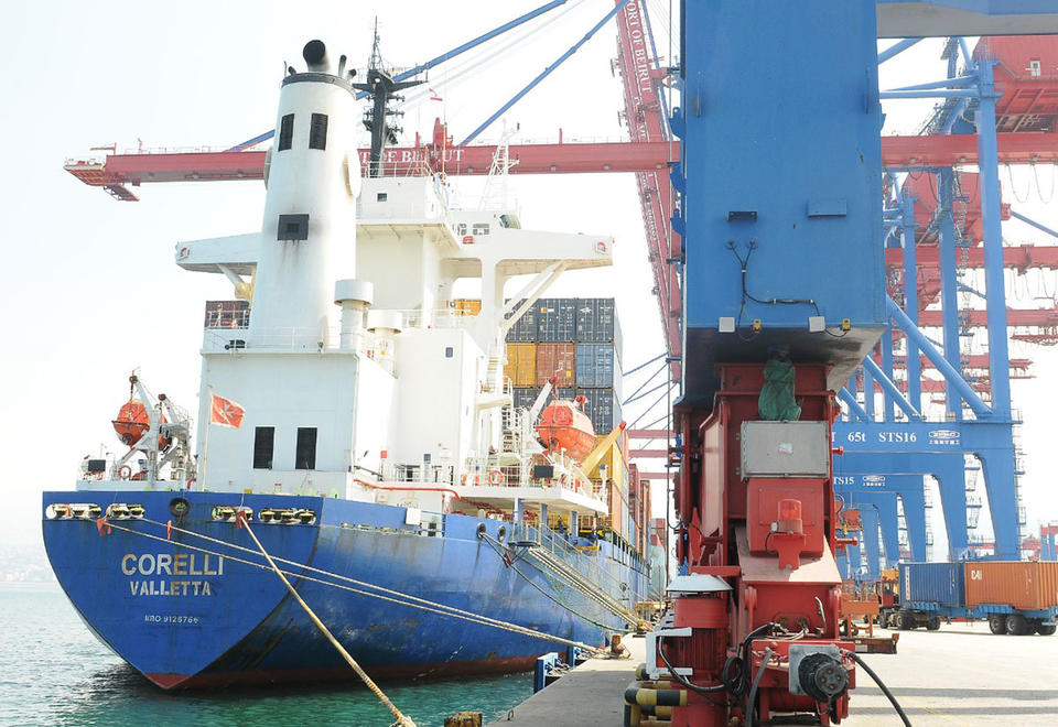 Revealed: how Beirut Port has been impacted since blast disaster