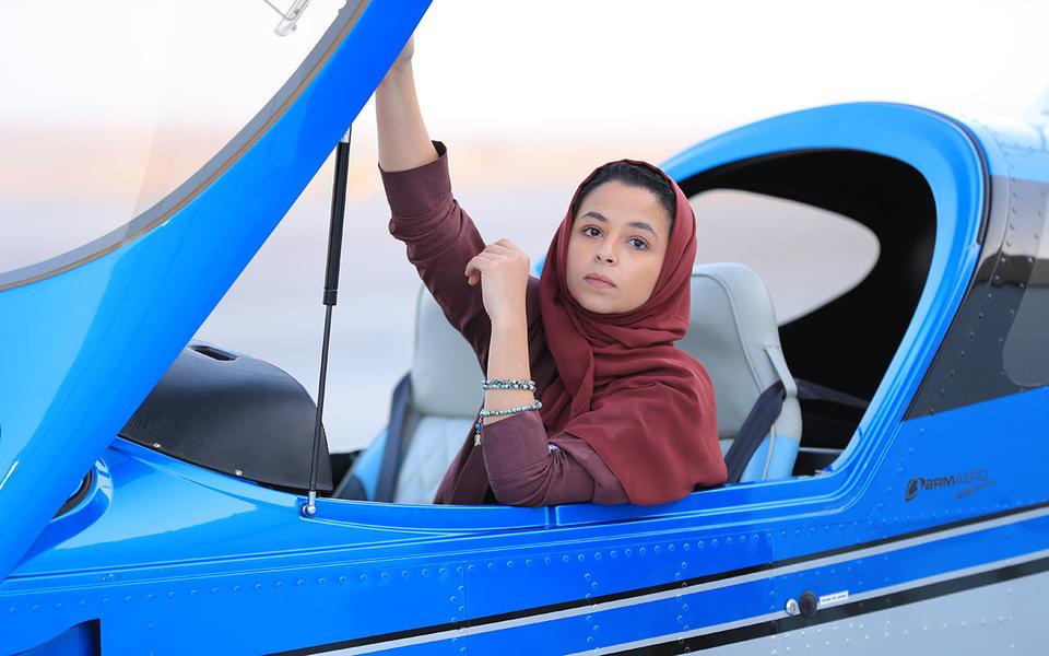 "Porsche's ""Drive Defines Her"" campaign: How a Saudi entrepreneur turned loss into success"