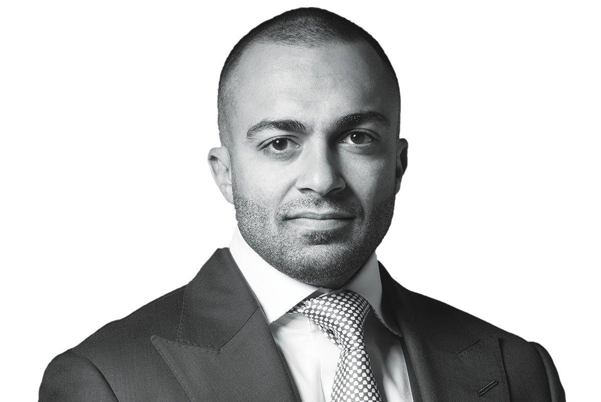 Ali Akawi, CEO of ITP Media Group