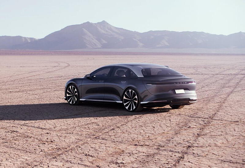 Lucid Motors said to be in talks to build electric car ...